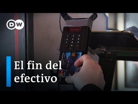 Un mundo sin billetes ni monedas - El fin del dinero en efectivo | DW Documental