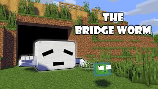 Monster School: THE BRIDGE WORM! - Minecraft Animation