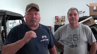 Electronics Troubleshooting Redneck Style At D-Ray's Shop!