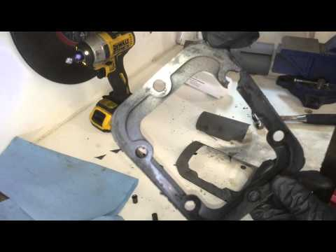 Homemade Gasket Hole Punch