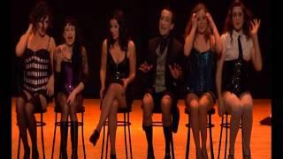 MASTER CLASS CABARET. Nelson Quinteiro Cabaret. Teatro Principal 13 de abril de 2013. Desenlace