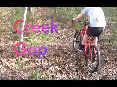 MTB Trail Clean UP & Creek JUMP