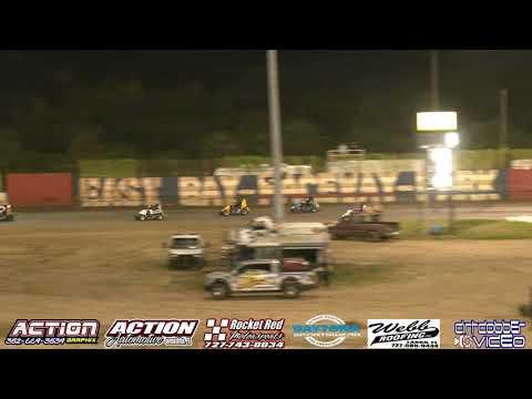 Mini Sprints Feature, East Bay Raceway Park, 9/7/19