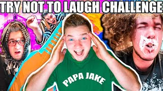 Papa Jake FUNNIEST MOMENTS Of 2018 | Game Master, Nerf, Box Forts & More!