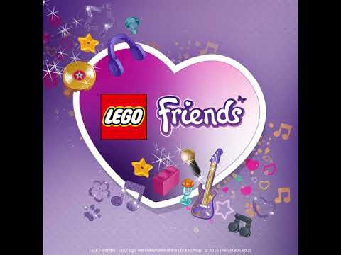 Lego Friends Soundtrack 02 The Bff Song Best Friends Forever