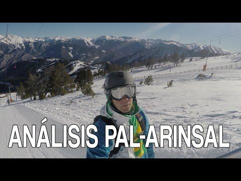 Estación de esquí Vallnord: Pal - Arinsal. Análisis