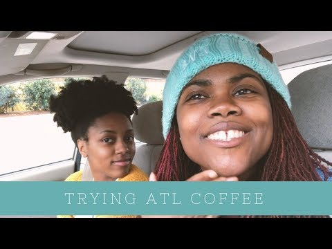 4 Coffee Shops To Try In Atlanta | Going To My Favorite ATL Coffee + Tea Shops