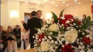 Регистрация бракосочетания в отделе ЗАГСа города Урай. Лето 2014 года