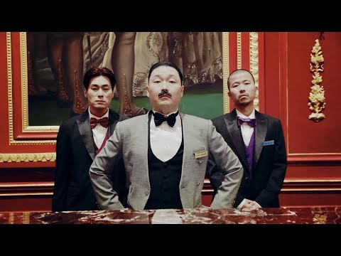 Thumbnail: PSY - 'New Face' M/V