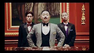 PSY - 'New Face M/V YouTube Videos