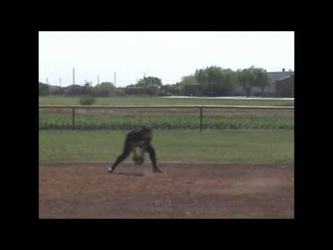 2012 Softball Alex Chapa, SS/RHP Orange Grove HS (...