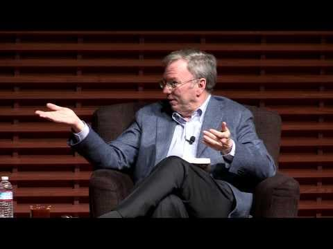 Eric Schmidt & Jared Cohen: The Impact of Internet and Technology