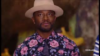 Taye Diggs Says No One Told Him The Entertainment Biz Was Racist