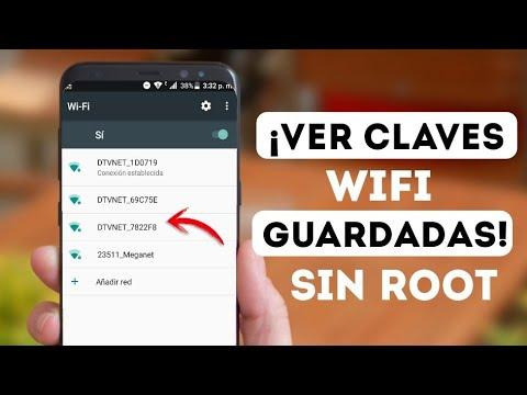 Como Ver CONTRASEÑAS WIFI Guardadas En Android Sin Root Facil Y Rapido 2018