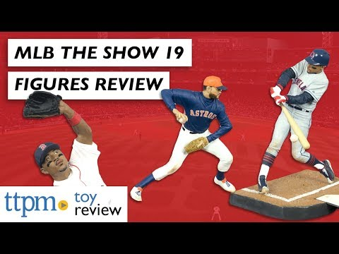 McFarlane MLB The Show 2019 Mookie Betts