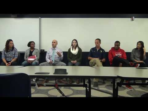 2016 CPASS Study Abroad Faculty Panel