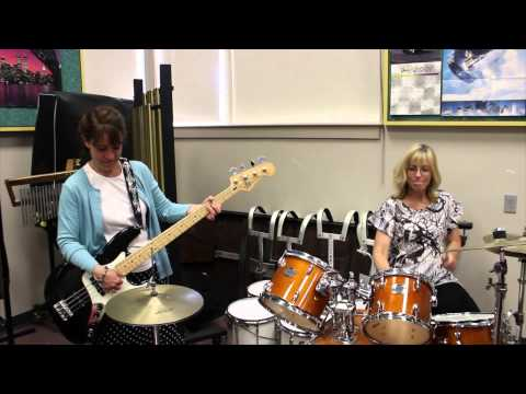 Spruce Mountain Middle School Staff Music Video 2015