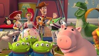 История Игрушек Парк Развлечений - Toy Story Mania - Let