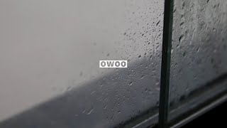[수면유도] 비 오는 날 차 안에서 듣는 빗소리
