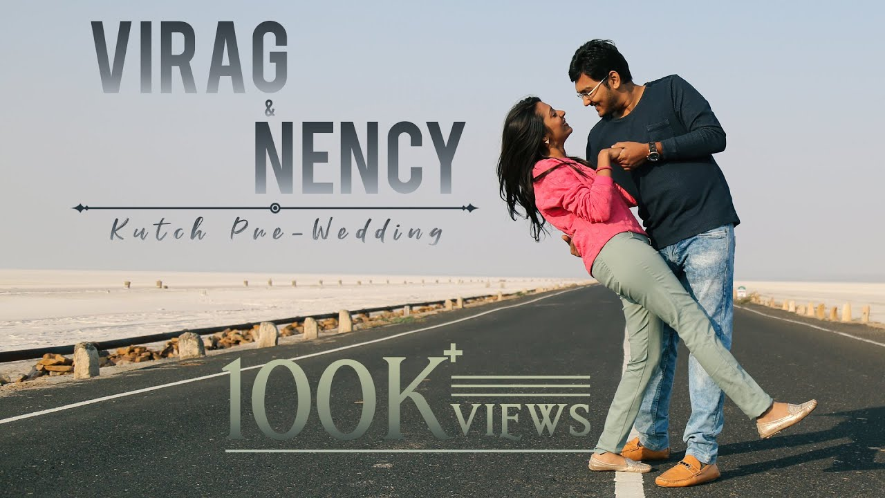 Virag Nency Kutch Pre Wedding New Concept