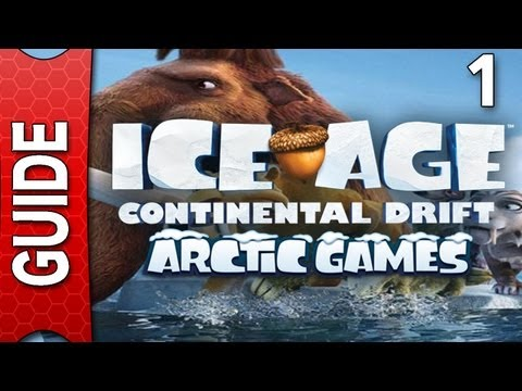 ice age continental drift arctic games ds