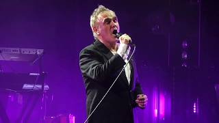 """Satan & Lady Willpower & That Joke Isn't Funny Anymore"" Morrissey@Columbia, MD 9/5/19"