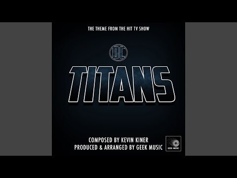 DC Titans - Main Theme