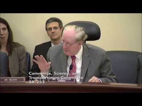 Impacts of Government Shutdown on Economic Security, Senate Science Committee, October 11, 2013