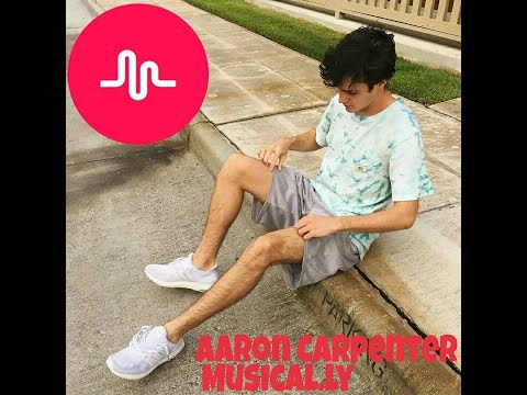Aaron Carpenter - Musical.ly 4