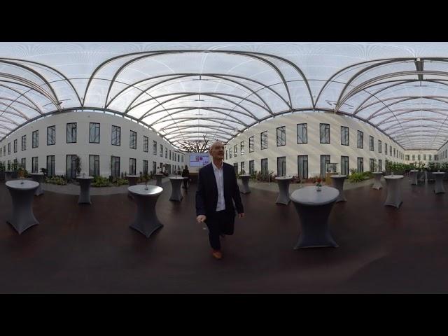 Mercure MOA Hotel Berlin in 360