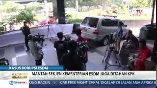 Sejumlah Menteri ESDM Tersangkut Korupsi