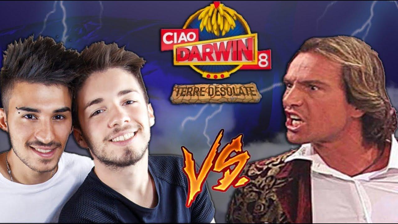 Ciao Darwin 8: WEB vs TV...IL PEGGIO w/ YFC & MR.MARRA