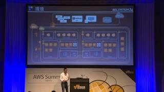 AWS の Big Data ソリューションを活用したカスタマーエクスペリエンス向上への取り組み (AWS Summit Tokyo 2015 | EA-11)