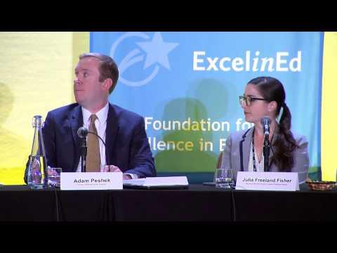 #EIE16: STRATEGY SESSION VIII - Big Ideas for Bold Education Choice