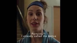 #PlayWithTime. Разбудили соседей?(Соседи и вечеринки — конфликтное сочетание. Когда в разгар веселья в вашу дверь постучится недовольная..., 2016-06-30T08:20:38.000Z)