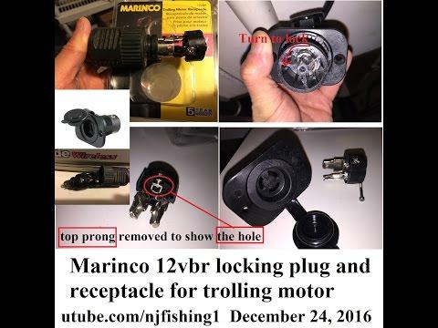 Marinco Trolling Motor Plug Wiring Diagram - Wiring Diagram List on