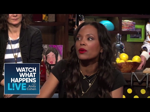Aisha Tyler on the Jay-Z and Solange Knowles Attack - WWHL