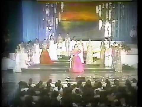 JULIO NAVARRO PRODUCCIONES 2| PARTE MISS COLOMBIA 1981 MARIA TEREZA GOMEZ FAJARDO CC