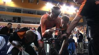 WK Paracycling baan 2015 - Een gouden Alyda Norbruis en zilveren Arnoud Nijhuis