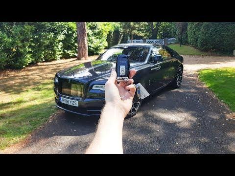 2018 Rolls-Royce Wraith Black Badge: In-Depth Exterior and Interior Tour!