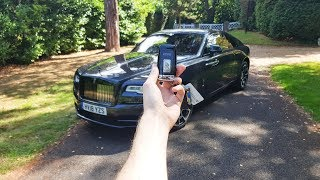 2018 Rolls-Royce Wraith Black Badge: In-Depth Exterior and Interior Tour!