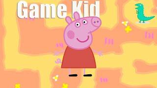 Свинка Пеппа Игра Лабиринт для самых маленьких.Развивающий Мультик про свинку Пеппа!