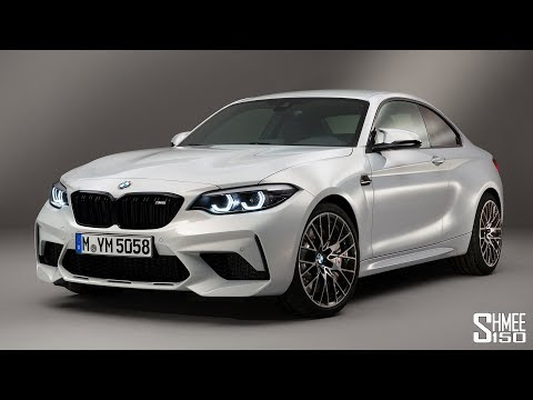 Check Out the New BMW M2 Competition! | FIRST LOOK