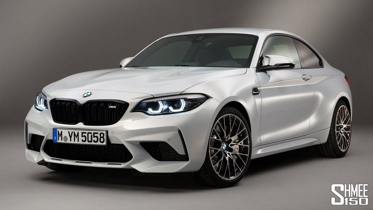 Check Out The New BMW M2 Competition!