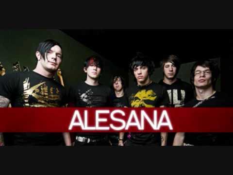 Alesana - The Last Three Letters W/Lyrics