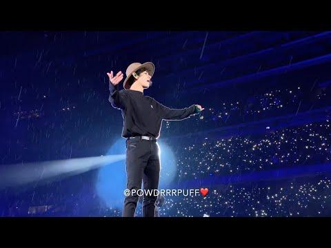 190512 - Make It Right - BTS 방탄소년단 - Speak Yourself Tour - Soldier Field D2 IN THE RAIN - HD FANCAM