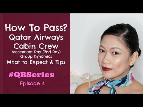 Qatar Airways Cabin Crew Interview| Group Dynamics Day 2 (Taglish)
