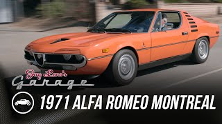 1971 Alfa Romeo Montreal - Jay Leno's Garage