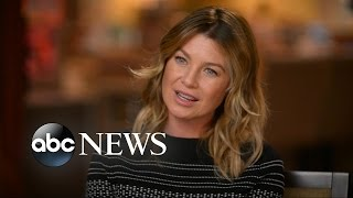 'Grey's Anatomy's' Ellen Pompeo Talks Aging in Hollywood