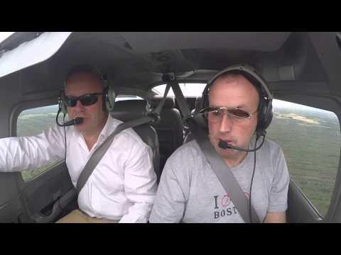 Clonbullogue curcuits in a Cessna 182